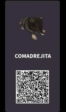 Tarjetas_Comadrejita